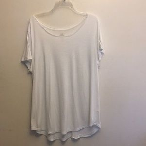 Gap Factory Lux Touch Short Sleeve T-shirt Size L